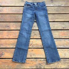 Max Studio Womens Jeans Size 4 Blue Bootcut Cotton Medium Wash Denim Pants