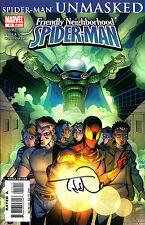 Friendly Neighborhood Spider-Man #12 Signed By Artist Todd Nauck (Lg)