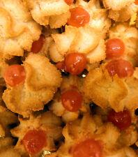 1kg PASTA DI MANDORLA CON CILIEGIA biscotti Artigianali dell'Irpinia