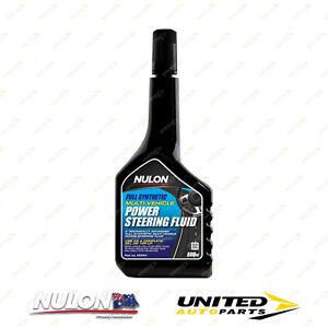 NULON Full Synthetic Multi Vehicle Power Steering Fluid 500ML for TOYOTA Spacia