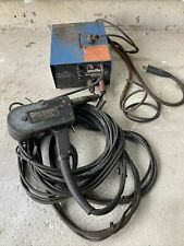 Miller Millermatic Wc 1 200a Weld Control Spoolmatic 1 Assembly Cables Untested