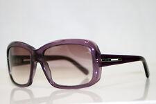 PRADA Womens Designer Sunglasses Purple Square SPR 19L 7WR-4V1 12158