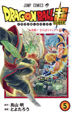 JAPAN NEW LOT Dragon Ball Super 1~5 (Jump Comics)Toyotarou, Akira Toriyama manga