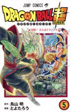 JAPAN NEW LOT Dragon Ball Super 1~5 (Jump Comics)Toyotarou, Akira Toriyama manga