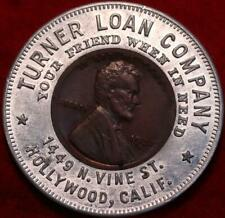 1937-S Good Luck Token Encased Penny
