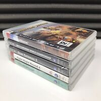 5x Sony PlayStation 3 Video Game Joblot Bundle PS3