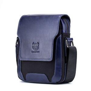 Messenger Bag Men Genuine Leather Shoulder Bags Business Crossbody Casual Bag