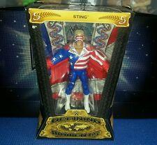 Sting (Surfer) - Elite Defining Moments - New Boxed WWE Mattel Wrestling Figure