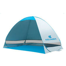 Pop-Up Portable Beach Canopy UV Shade Shelter Outdoor Camping Fishing Tent + Bag