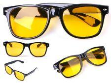ANTIRREFLEJO visión enhansor Noche Conducción Gafas para unidad de disco segura
