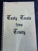 Trinity Lutheran Church Tasty Treats From Trinity Jasper Minnesota Cookbook