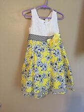 Rare Editions Toddler Girls Multicolor Sleeveless Dress Size 3T