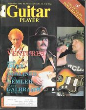 GUITAR PLAYER MAGAZINE SEPTEMBER 1981 (VG) THE VENTURES, ERNIE ISLEY