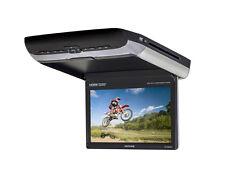 "ALPINE PKG-RSE3HDMI MONITOR DA TETTO da 10.2"" HD DVD DIVX ingresso HDMI +2CUFFIE"