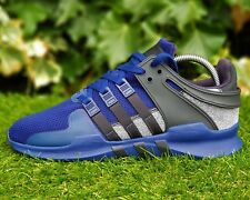BNWB Adidas Originals ® Equipment Eqt Support ADV 91/17 Blue trainers UK size 10