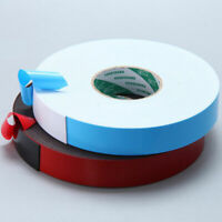 Auto Truck Car Foam Double Sided Attachment Tape Adhesive Blue white/ Red black