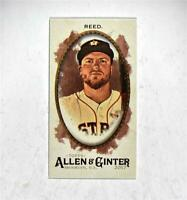 2017 Topps Allen and Ginter Mini A and G Back #145 A.J. Reed - NM-MT