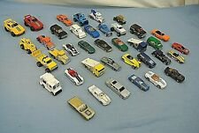 HOT WHEELS, MATCHBOX AND OTHER, CARS, TRUCKS, 35, OTHERS AS PICTURED
