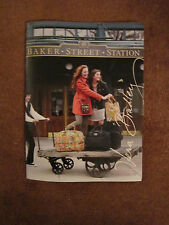 Vera Bradley 2012 Brochure Fall Color Fold Out 5 Sections Provencal Canyon