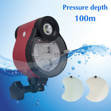 Mcoplus 100m underwater strobe flash speedlite ST-100 for A6500 A6000 A7II RX100