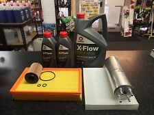 VW T5 TRANSPORTER CARAVELLE 2.0 TDI SERVICE KIT OIL FUEL AIR CABIN FILTERS XFLOW