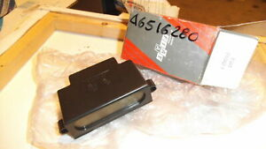 46516280 OROLOGIO ELETTRICO/DIGITALE FIAT PALIO / STRADA  NUOVO  ORIGINALE