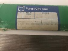*New* Forest City Tool 64717 134 x 516 x 25 Corr Bk Steel Planer Blade