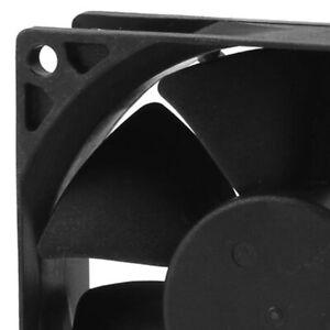 US 120 MM Case Fan 12 Cm Quiet Desktop Computer Fan With Led Light New