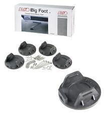 Alko AL-KO Big Foot Caravan Stabilizer Corner Steadies Plate/Leg/Feet Jack Pads