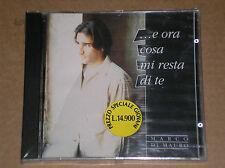 MARCO DI MAURO (CARMEN CONSOLI) - ... E ORA COSA MI RESTA DI TE - CD SIGILLATO