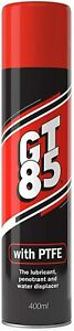 GT85 Spray Lube with PTFE, 400ml