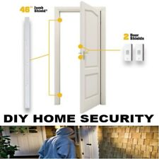 Door Armor— Door Reinforcement Kit in White — Diy Home Door Security Protection