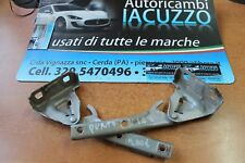 N 2 CERNIERE COFANO ANTERIORE FIAT PUNTO 188 2° SERIE