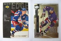1994-95 Upper Deck #231 Leetch Brian  electric ice  rangers