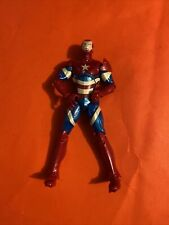Hasbro Marvel Legends IRON PATRIOT Iron Monger Series BAF