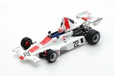 Spark Models 1/43 Hill GH1 5th British GP 1975 Alan Jones MiB