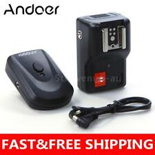 Andoer 4 Channels Wireless Remote Speedlite Flash Trigger for Canon Nikon H3L3