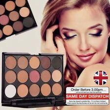 Morphe Brown Eyeshadow Palette Glam Eye Shadows 15Long Lasting Smokey Eye Makeup