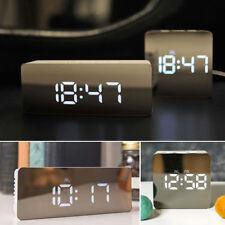 Réveil Horloge Calendrier Projecteur Digital Projection Station Météo Numérique