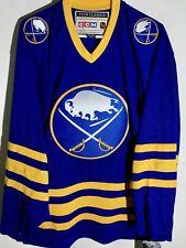CCM Classic NHL Jersey Buffalo Sabres Team Blue sz S