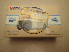 Ltd Edn Corgi Classics 97312 Guy Arab Utility 80th Anniversary Ex Shop Stock