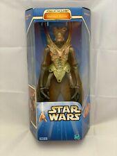"""Star Wars Geonosian Warrior Hasbro 12"""" Colección Básica 2003 12"""" Figura De Acción"""