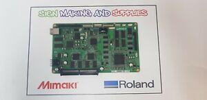 Genuine Roland Soljet Pro III XC-540 Printer Assy Main Board 6702029000 *