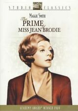 The Prime of Miss Jean Brodie.Maggie Smith.Region 1 DVD.Commentary.Widescreen.