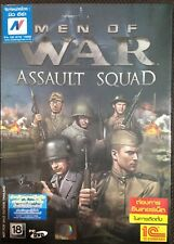 *BRAND NEW* PC Game MEN OF WAR ASSAULT SQUAD ( PC, DVD ) ORIGINAL SEALED