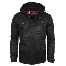 Abrigos y chaquetas de hombre negro Geographical Norway de poliéster