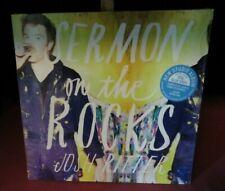 JOSH RITTER Sermon On The Rocks (Deluxe Edition) LP + CD 180 Gram BLUE Vinyl NEW