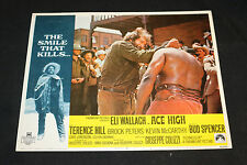 1968 Ace High Lobby Card 69/291 #5 Terence Hill Brock Peters (C-6)