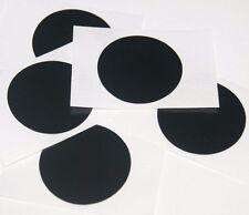 5 x NFC Tag Sticker MIFARE Classic® Chip - 30mm Aufkleber rund schwarz - 1k