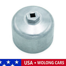 New Oil Filter Wrench Cap Housing Tool Remover 16 Flutes 86mm